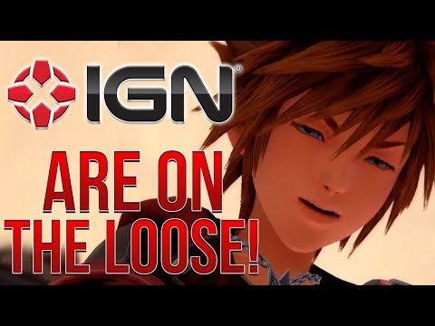 IGN Are Back at it With Kingdom Hearts 3