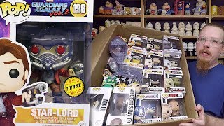 Baixar Really Again? 5 dollars each 47 Funko Pop Vinyl Figures + 2 Chase Figures Collection Haul Video