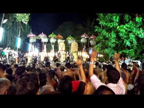 Peruvanam Pooram 2016 - Chathakudam Sastha