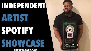 Independent Artist Spotify Sho…
