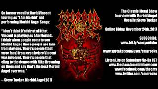 Interview with Morbid Angel's Steve Tucker 2017 (Preview)