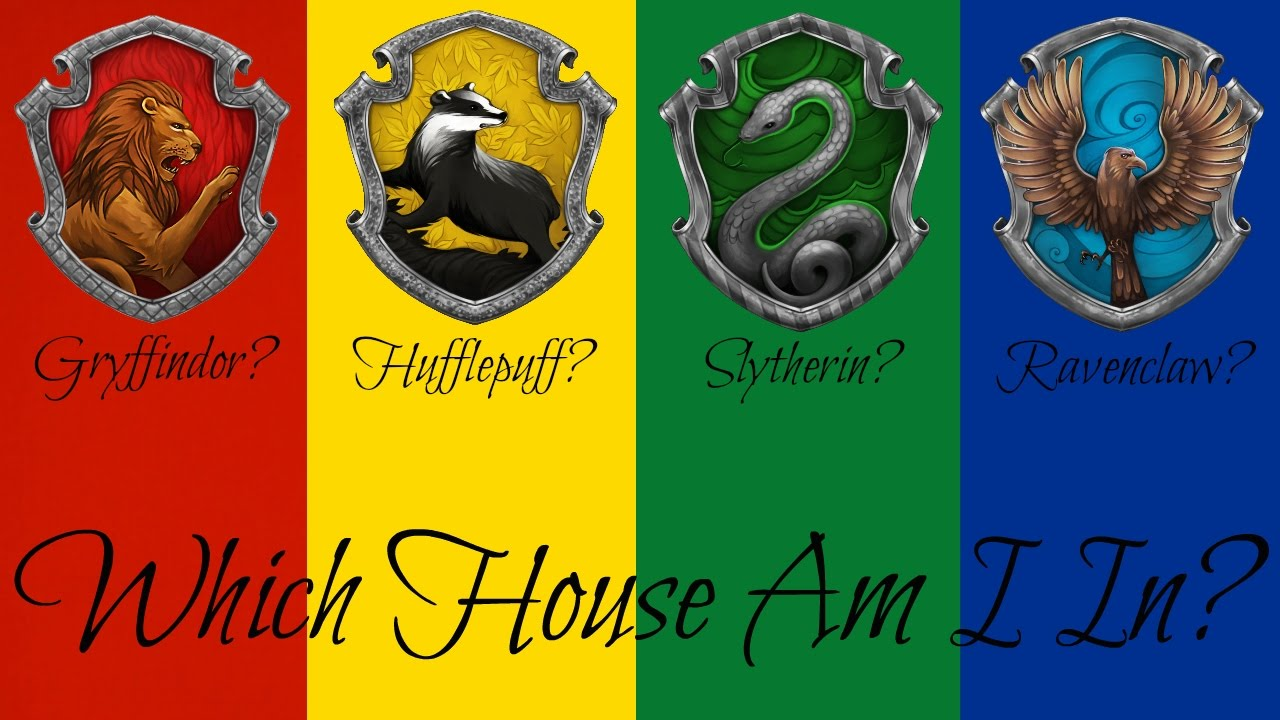 which hogwarts house am i in let 39 s find out d youtube. Black Bedroom Furniture Sets. Home Design Ideas