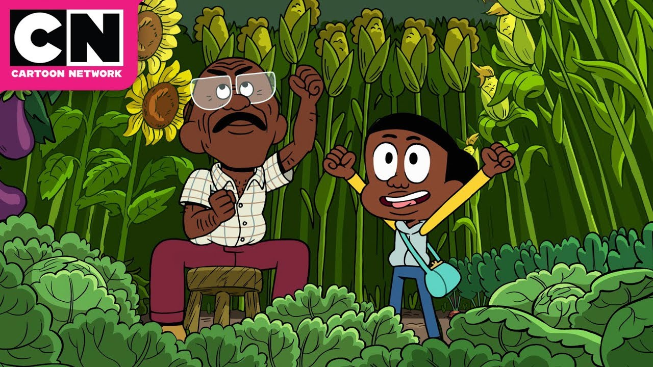 Craig Of The Creek   Granddadu0027s Garden   Cartoon Network