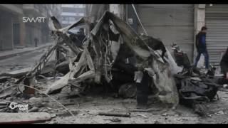 دي ميستورا يحذر من مذبحة بشرق حلب على غرار مذبحة