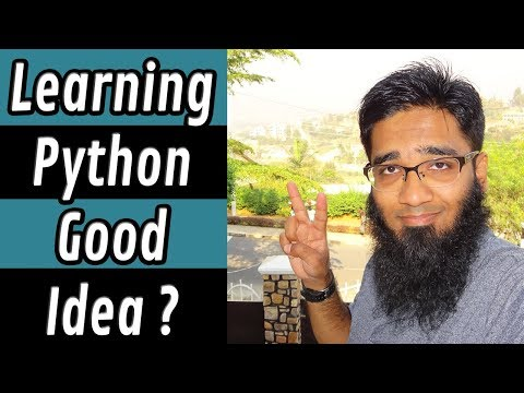 Is Learning Python a Good Idea for Web Programming ?