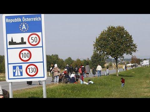 Almanya'da sınır kontrolleri tekrar...