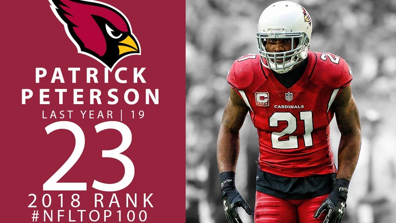 8c13e826b0d #23: Patrick Peterson (CB, Cardinals) | Top 100 Players of 2018 | NFL -  YouTube