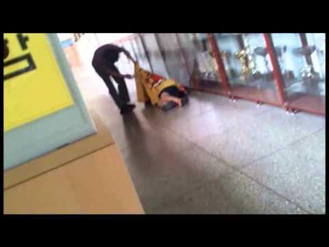 강릉여자고등학교 선생님 몰래카메라