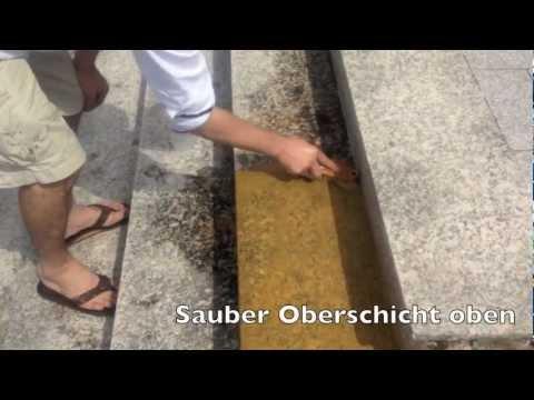 Berühmt Reinigung Marmor, Granit und umweltfreundliche Art und Weise - YouTube KG78