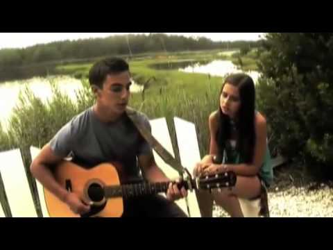 Carly Rose Sonenclar Singing with her Brother at 13 years old Dedication Song