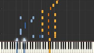 Monk's Dream - Jazz piano solo tutorial