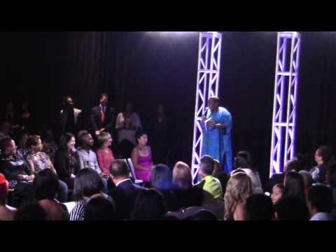 Premier Paula Cox Catwalk Bermuda's Fashion Designer Expo November 5 2011.wmv