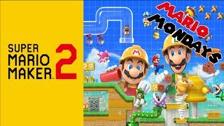 [Mario Mondays] Super Mario Maker 2 / Mario Kart 8 Deluxe!