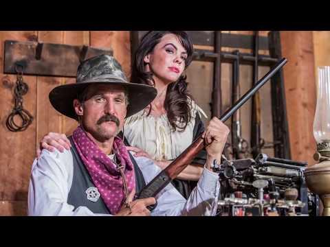 Escape Town Peoria - Wild West room