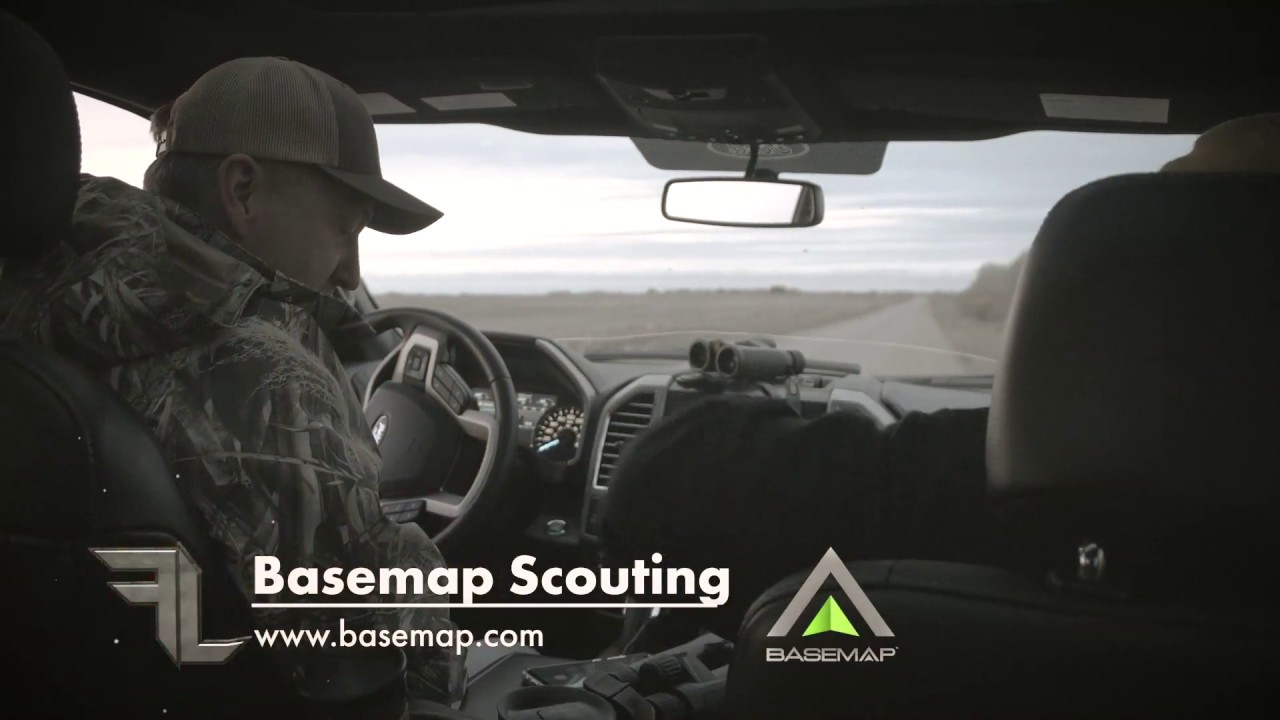 The Fowl Life Takes BaseMap Out Scouting