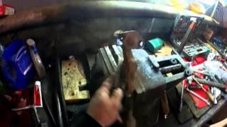 Замена сайлентблоков переднего рычага ВАЗ