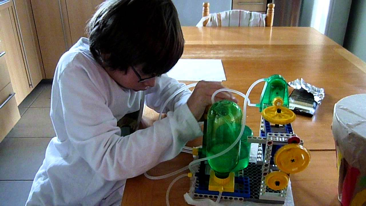 Buki v hicule eau circuit ferm invention youtube - Douche recyclage eau circuit ferme ...