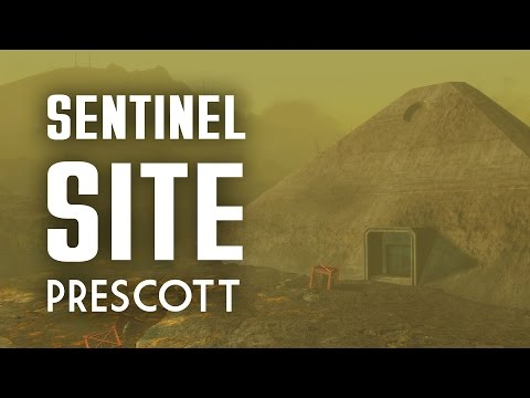 The Full Story of Sentinel Site Prescott - Fallout 4 Lore