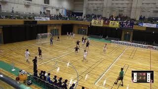 2019年IH ハンドボール 男子 2回戦 大分(大分)VS 長野南(長野)