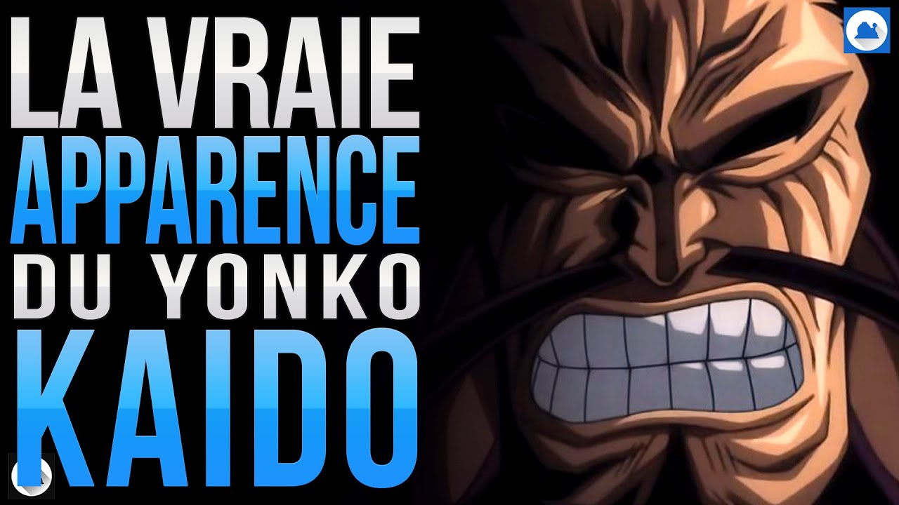 LE MONSTRE KAIDO SE DÉVOILE, MAIS ODA NON ! ONE PIECE WEEKLY NEWS (Review, Théorie, News) 921+