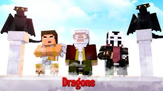 THE DRAGON COUNCIL SUMMONS US! - Minecraft Dragons