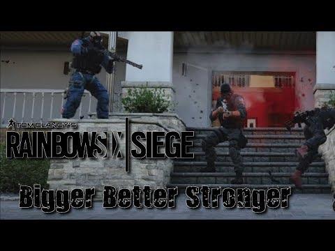 Rainbow Six Siege - Trump Edition - Bigger better Stronger (Shotgun)