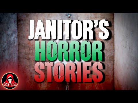5 REAL Janitor Horror Stories