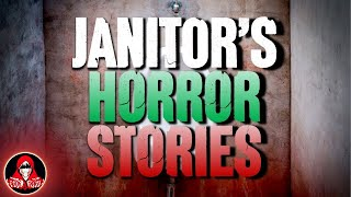 5 REAL Janitor Horror Stories - Darkness Prevails
