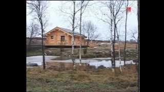 Строительство сруба деревянного дома(, 2013-08-13T11:22:39.000Z)