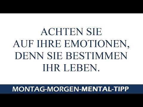 Mental Tipp Emotionen regulieren