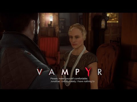 Vampyr Killing Spouses/Lovers & Their Partners Reaction To Their Death