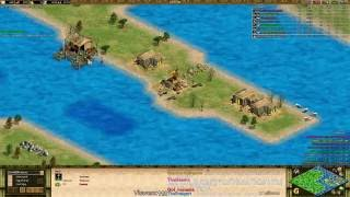 AoE 2 - Unbelievable Regicide FFA Game!
