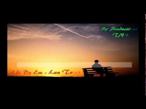 Lỗi Do Em - Miko Lan Trinh Karaoke Full HD