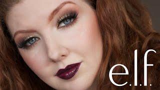 Full Face Fall Makeup Tutorial Using e.l.f. Cosmetics!