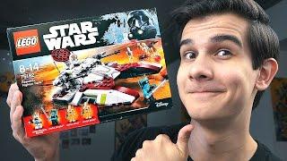 LEGO Star Wars: БОЕВОЙ ТАНК - Набор На Обзор (75182)
