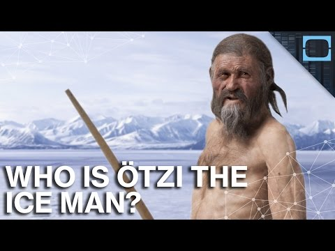 Ötzi Is The World's Oldest Wet Mummy