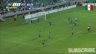 ¡Goool de Club Atlético Zacatepec!!! ZACATEPEC VS ATLAS 2-2 J6 COPA MX 2018