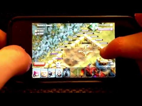 Clash Of Clan How To Attack The Queen Gambit