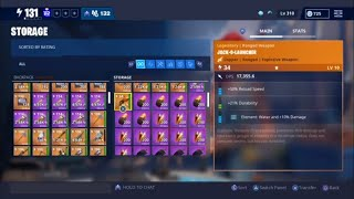 Fortnite stw giveaway WATER JACKO,MODDED GUNS,SUNBEAM at 1950 SUBS (close)