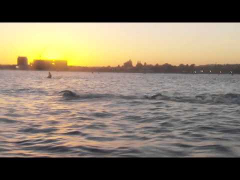 2015 IRONMAN Asia-Pacific Melbourne Swim Highlights