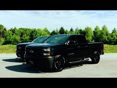 2015 chevrolet silverado blackout edition autos post. Black Bedroom Furniture Sets. Home Design Ideas