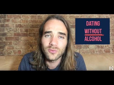 Dating without alcohol