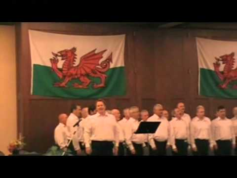 Welsh Choir at North American Festival of Wales