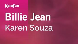 Karaoke Billie Jean - Karen Souza *