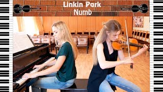 Linkin Park - Numb | violin and piano cover
