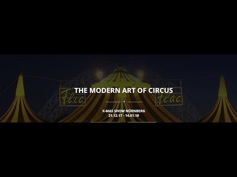 Flic Flac - THE MODERN ART OF CIRCUS | X-MAS SHOW NÜRNBERG