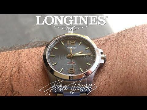 Longines VHP - Cool High Accuracy Quartz