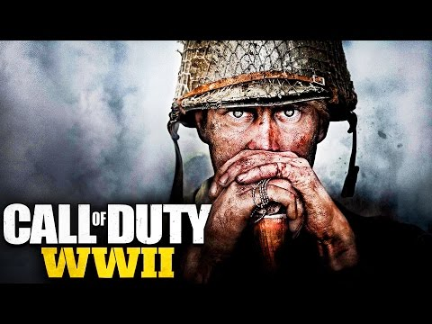 Call of Duty: WWII is OFFICIALLY CONFIRMED! (COD: World War 2)