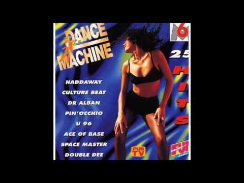 Dance Machine : Volume 01 (album) 1993