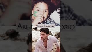 Фото Турецкие актёры и актрисы в детстве 👧🏻👦🏻❤️